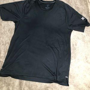 Hurley Q/D Tee (Rashgaurd/Drifit shirt)